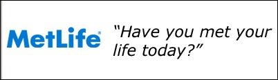 met life slogan
