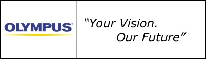 olympus slogan