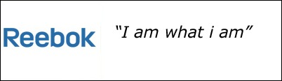 reebook slogan