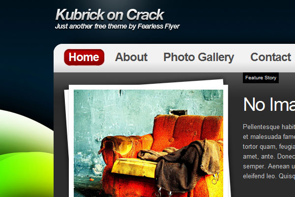 Kubrick on Crack
